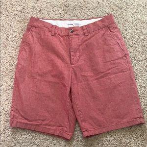 Old Navy Ultimate Slim Shorts Size 30